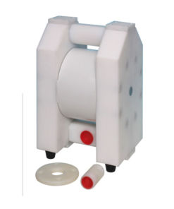 """Tecno-Matic - Membrampumpe 1 1/2"""" Geoplast membraner"""