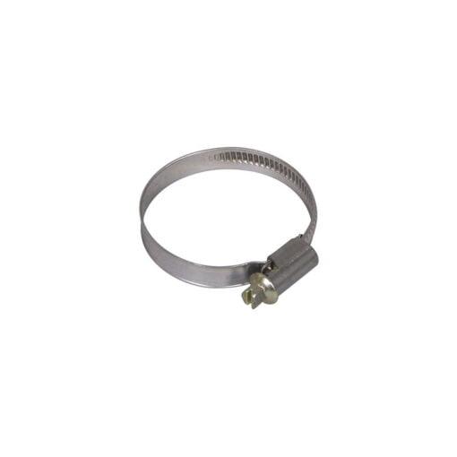 Slangeklemme til lavtrykksslange - Norma 25-40 mm
